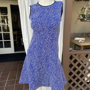 SHOSHANNA Blue Dress SEXY size 2